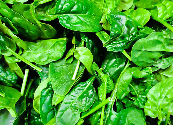 Baby Spinach Leaves (per item)