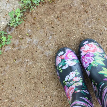 Jo's Journal: Weeding the Garden