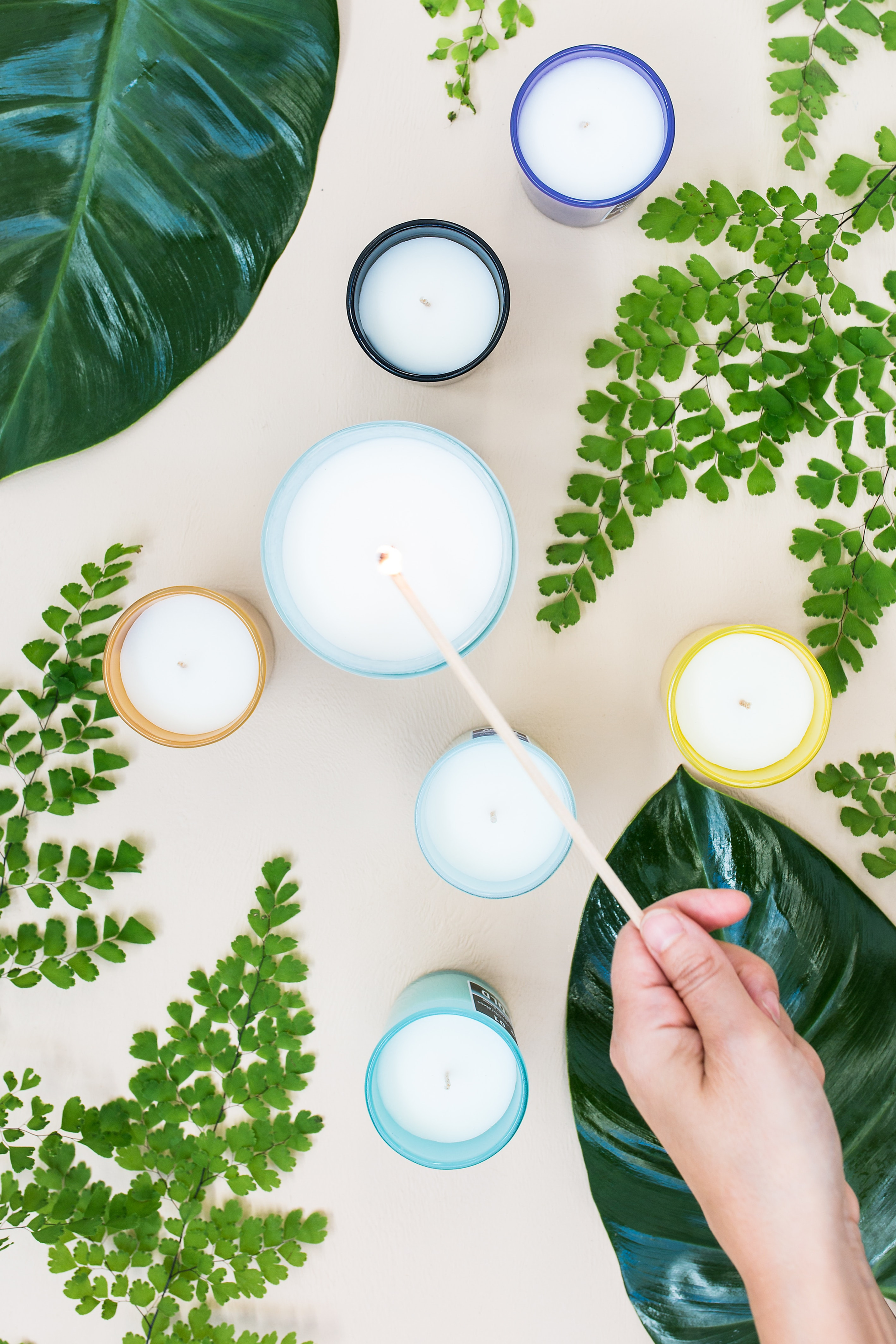 Calming Candle Making