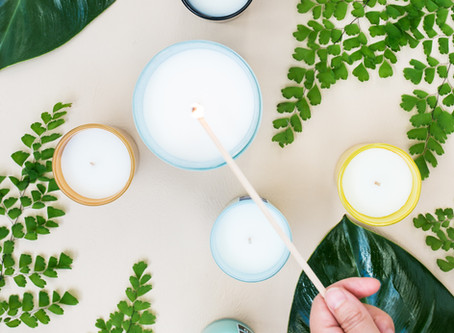 5 Ways to keep your candles in tip top shape