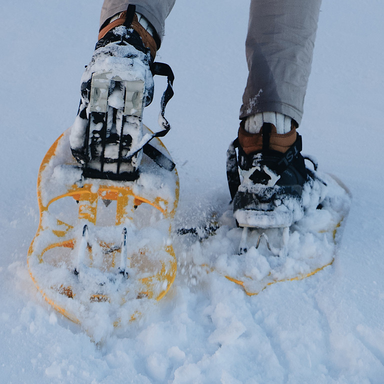 SNOWSHOE BOOTCAMPS - Beacon Hill North