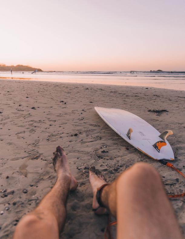 Surfeur, photo de Zachary Shea