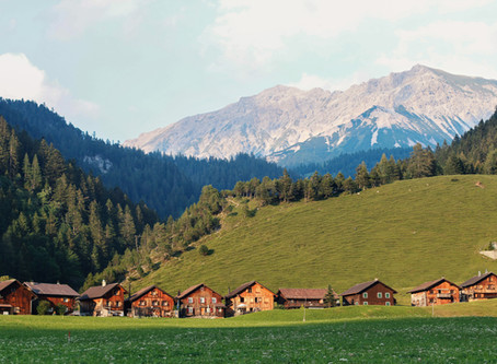 What is the best thing about Switzerland?