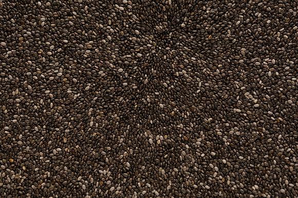 Semillas de chía, x 250gr