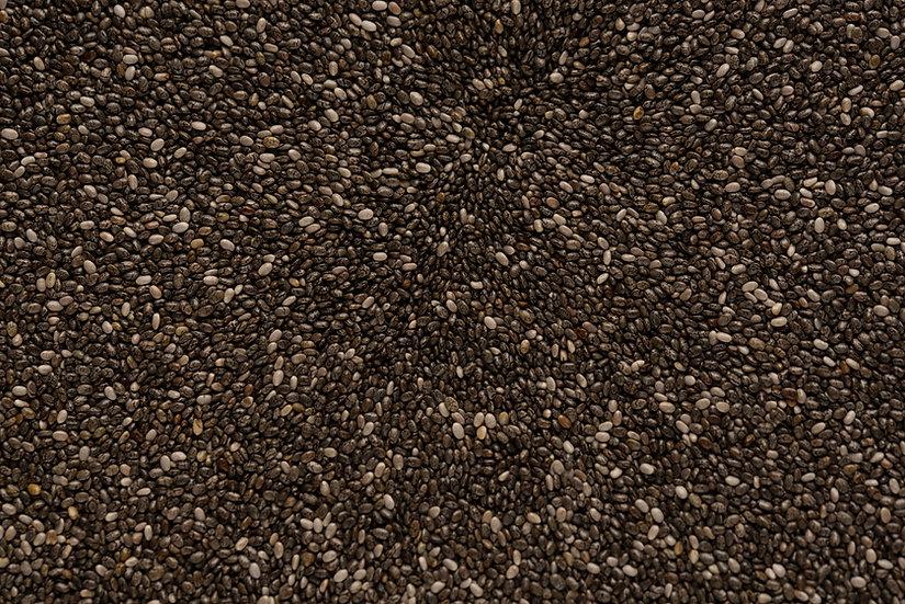 Organic chia seeds (100g)