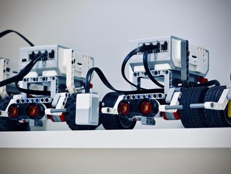 Mass Bay Community College High School LEGO EV3 Robotics Workshop