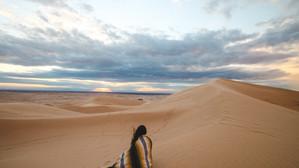 Ressourcez-vous dans le désert marocain