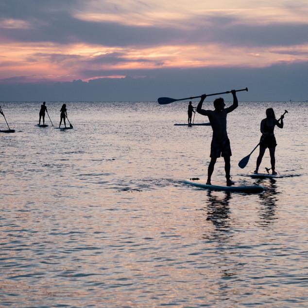 SUP Paddleboarding