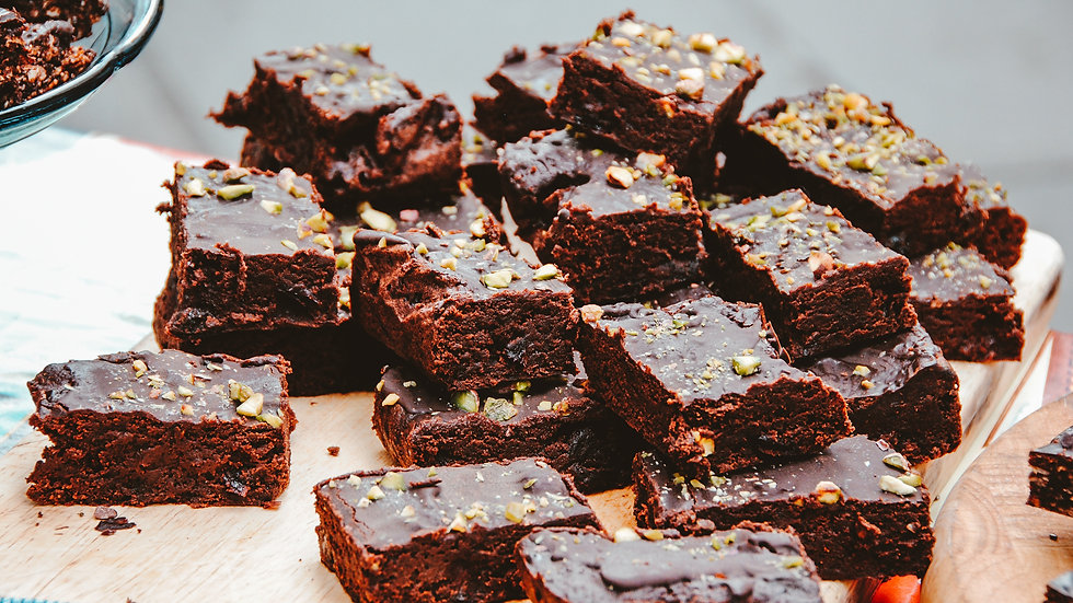 No Bake Brownie Bites Baking Kit