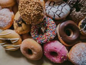 Donut worry, be happy: unsere Donutform