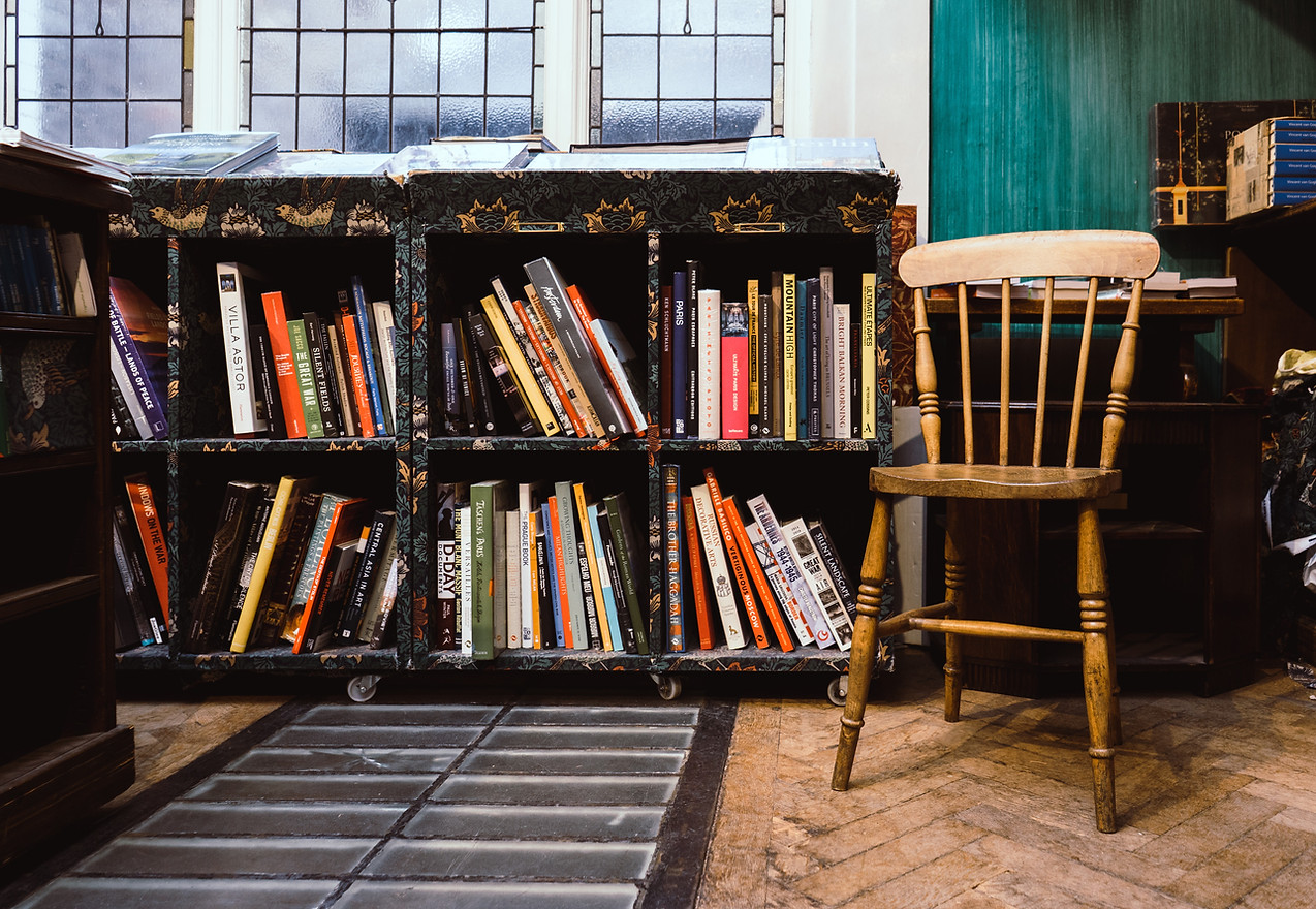 BOOKS can be everything! GROUPINGS, ARCHITECTURAL, TEXTURE, POPS of COLOR and FAVORITE ITEMS.
