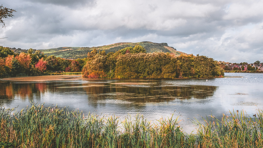 Ireland in the late fall is pretty and cheaper, perfect to travel on a budget