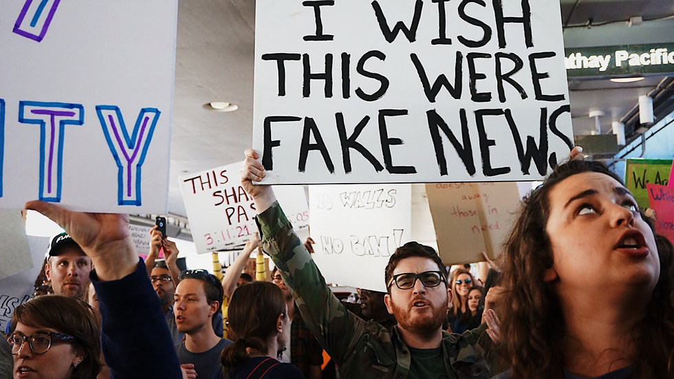 Identifying and Combating Fake News