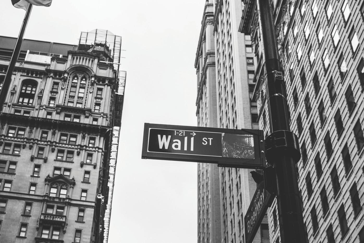 Wall street name