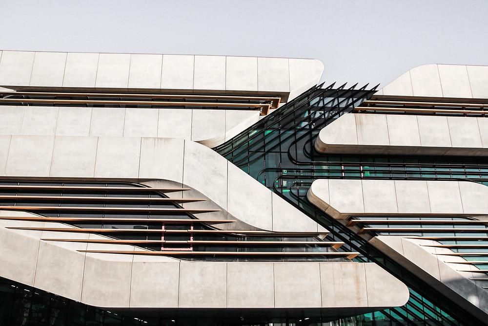 exemple d'immeuble conçu par un architecte