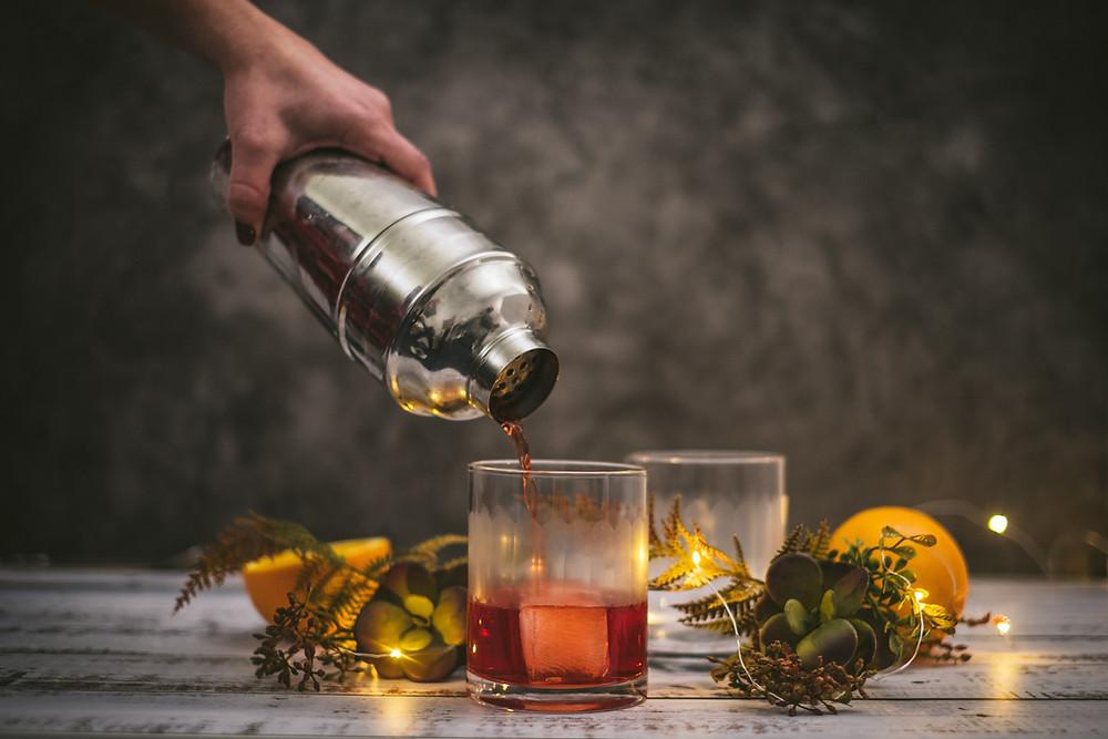 shaker cocktail tutoriel
