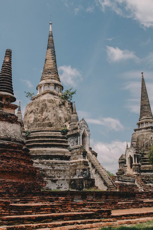 Ayutthaya, Thailand elopement destination