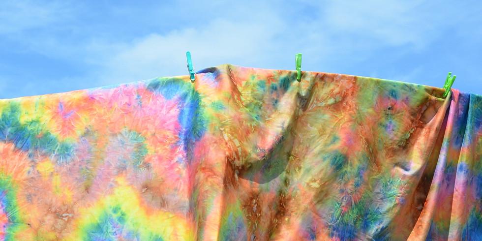 Tie Dye stuff - school holidays
