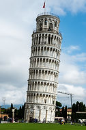 Draw the Tower of Pisa