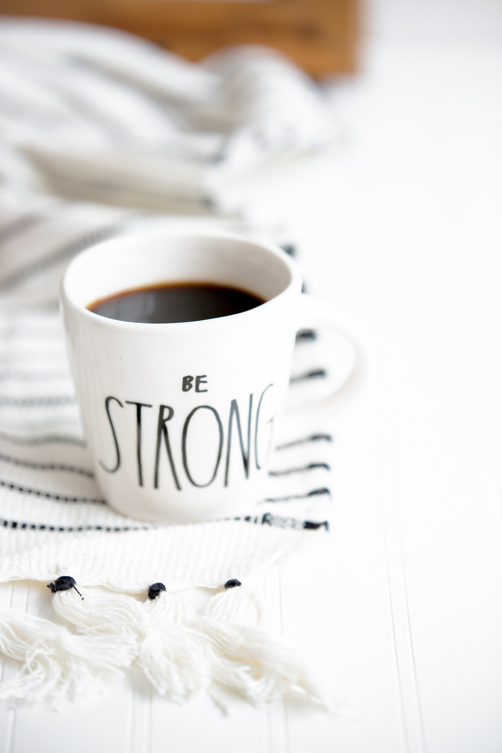 Be-Strong-Coffee-Mug