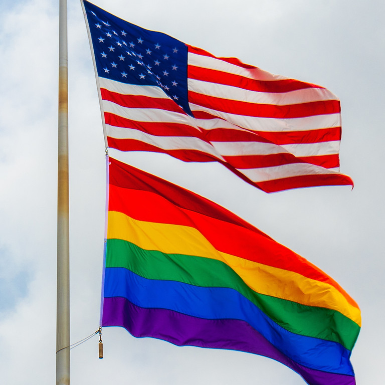 City of Peabody Pride Flag Raising Ceremony