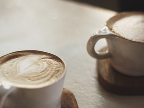 5 REASONS TO SWITCH FROM COFFEE TO TEA