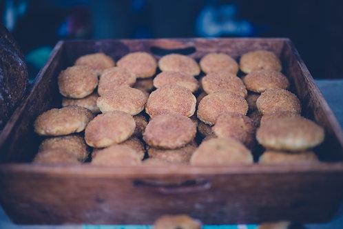 Snickerdoodle Cookies - 4 pack