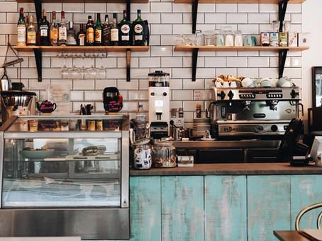 Cafés and restaurants in Body Corporate Complexes