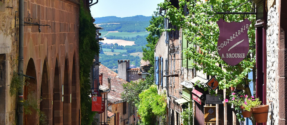 Dreamy places in France wish list