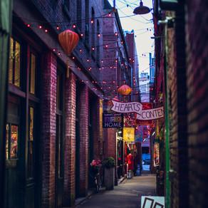 Alleyway Memories by Genta Nishku