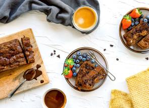 Chocolate Orange Loaf (Dairy-Free)