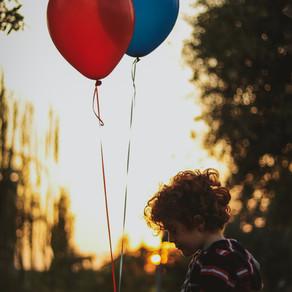 Garbage Balloon by Jason Fisk