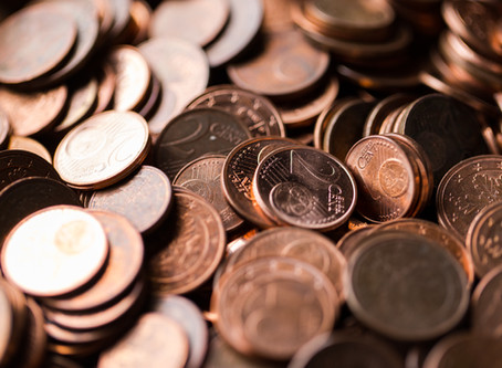 47. Micro-mindfulness: Looking after the pennies