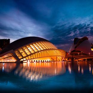 Qué ver en la Ciudad de las Artes y las Ciencias de Valencia