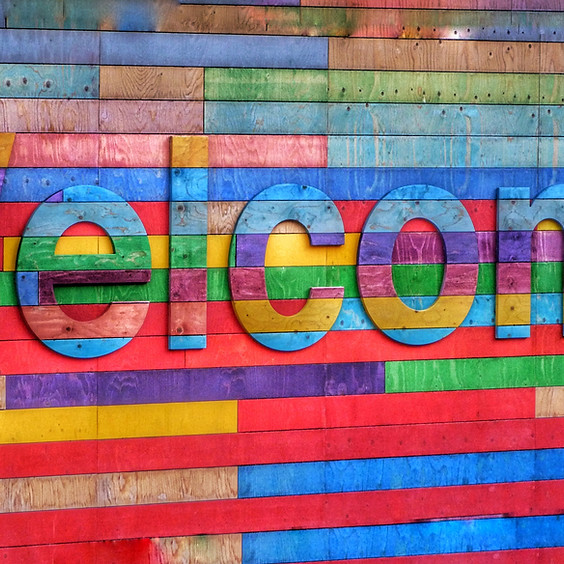 New members welcome meeting