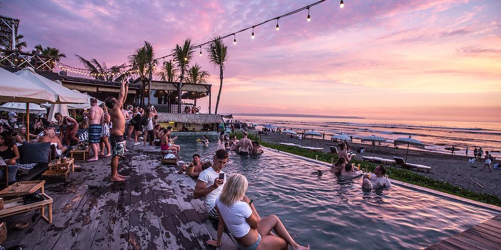 AQUA Beach Party -Live & Virtual