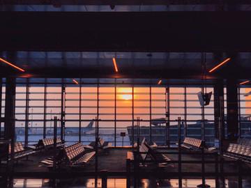 [지식정보]                                                          코로나 이후 미국 공항 개발 트렌드