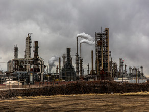 Fossil Fuel CO2 Emitted by Decade