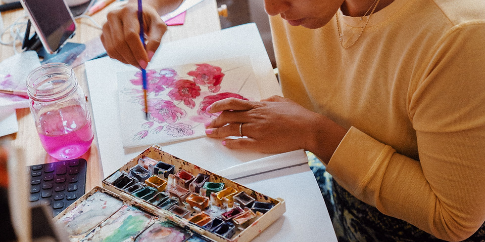 Adult Painting and Drawing 8/16/21