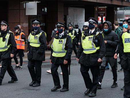 Facilitating Improved Community Policing During Covid