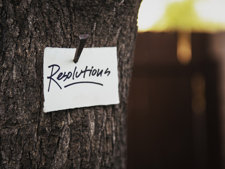 5 New Year's Resolutions for business owners (even through a lockdown!)