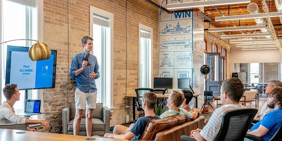 Entrepreneurs Club Launch