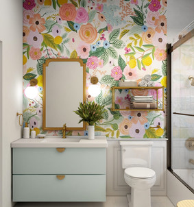 Your Bathroom Feels Sad? Let's Add Some Free Fun In It!
