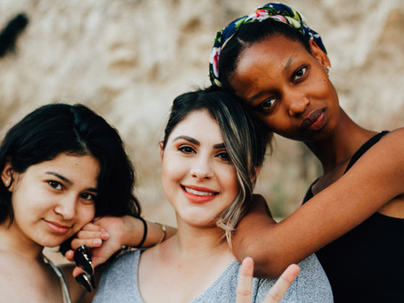 ENCOURAGING WORDS FOR GODS' DAUGHTERS
