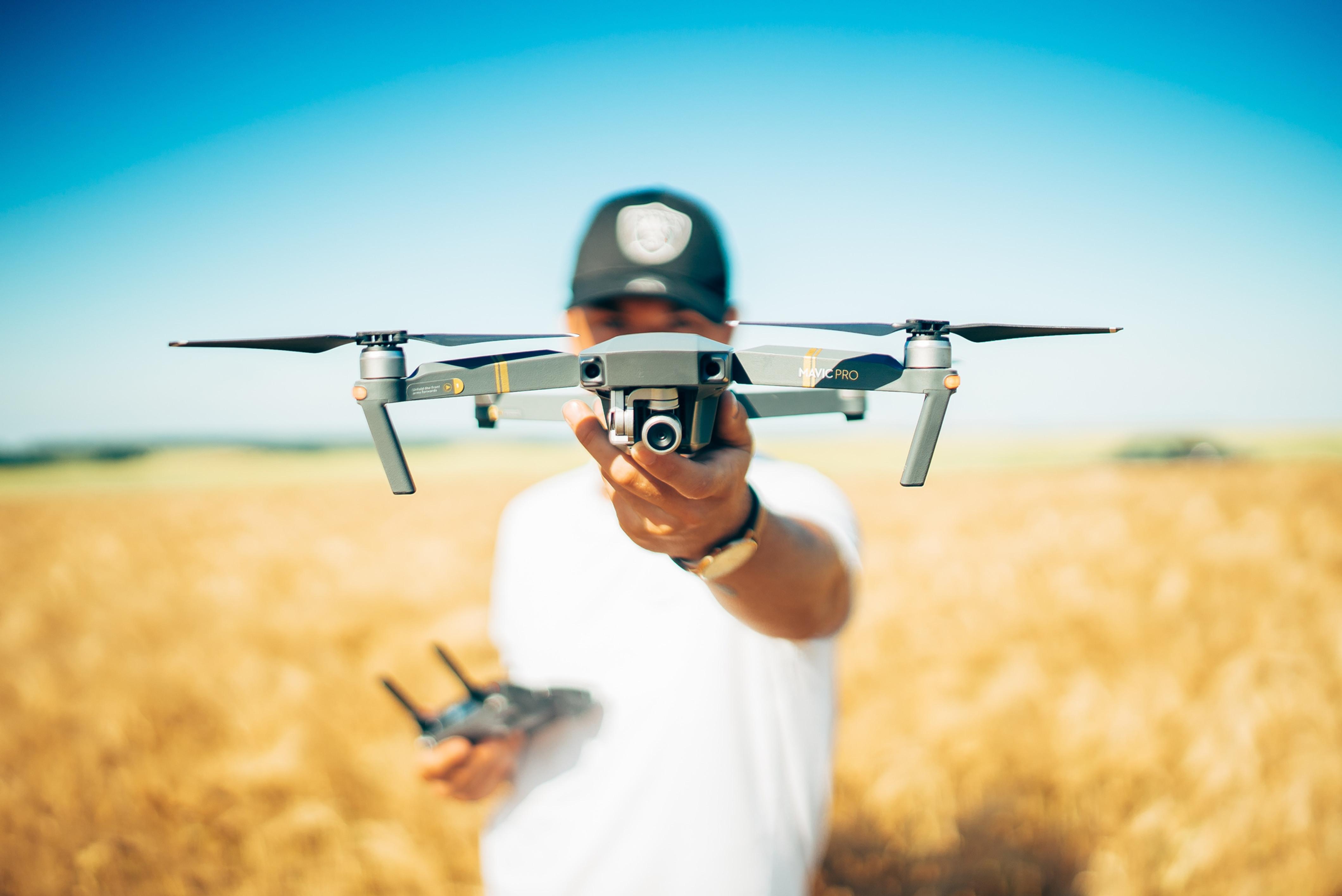Drone System Familiarization