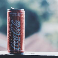Canned Soda - 12oz