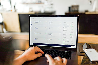 Setting up and managing your online business