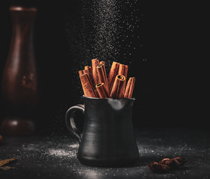Cinnamon--Not Just For Lattes Anymore