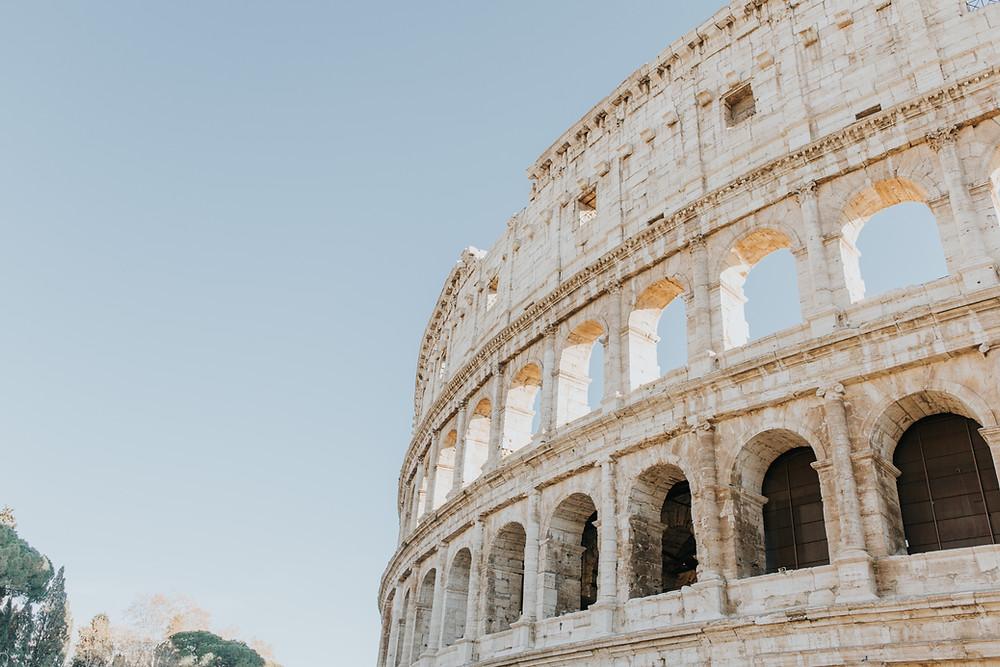 حضارة روما في تاريخ العالم