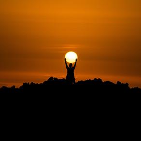 Vollmond im Steinbock zur Sommersonnenwende